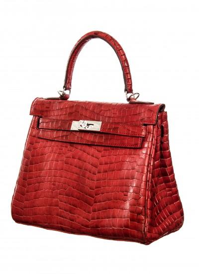 Bag 3- Med Red